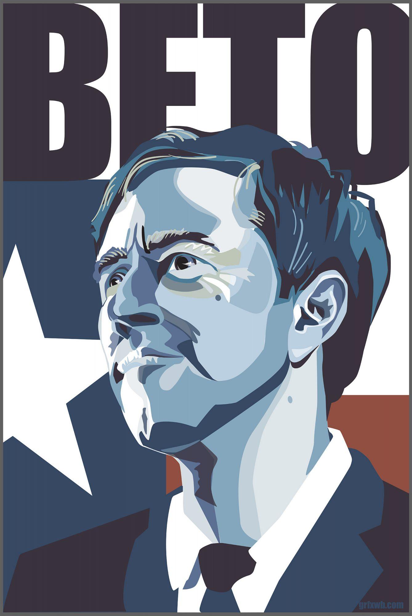 Beto 4 Texas