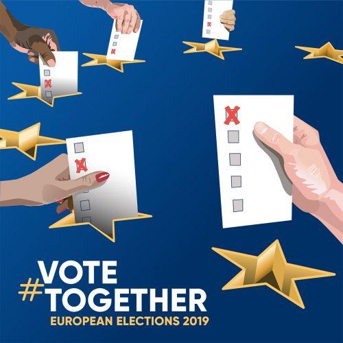 EU election 2019 illustration