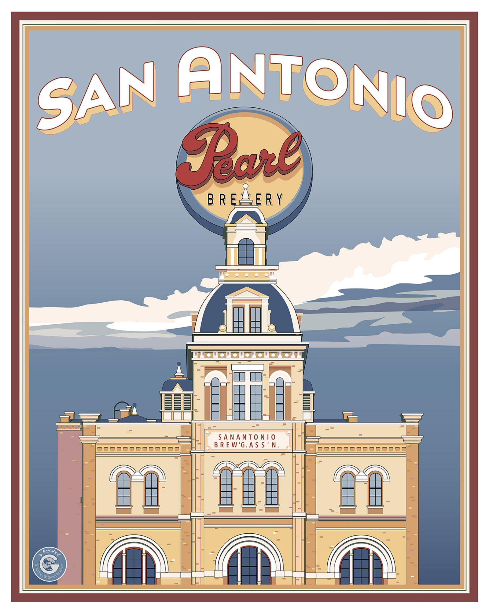 San Antonio's Pearl - The Brewhouse
